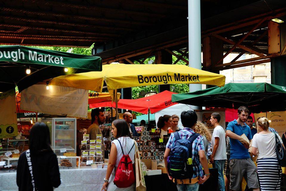 Londra Borough Market
