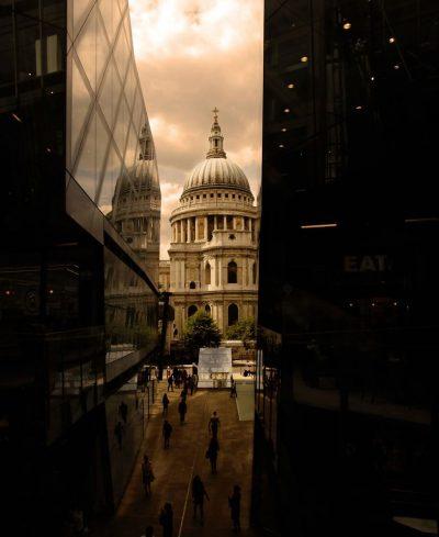 Londra st pauls