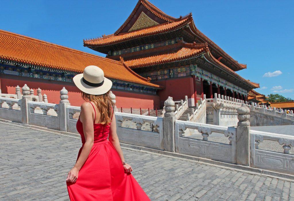 giro del mondo cina pechino città proibita beijing china forbidden city