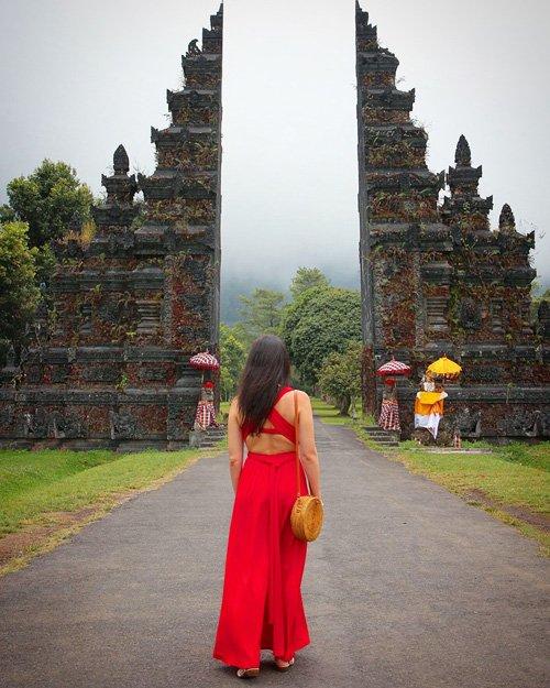 posti più instagrammabili di Bali porta handara gate