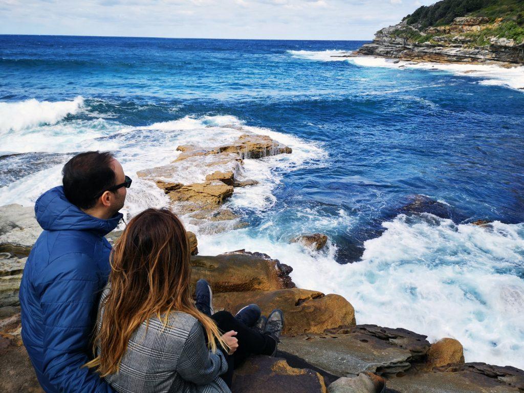 giro del mondo australia sydney bondi beach