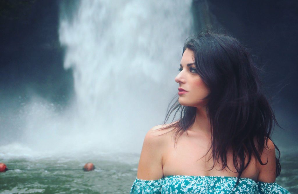 posti più instagrammabili di Bali cascata tegenungan