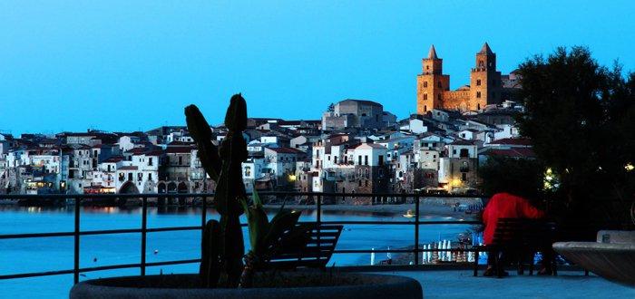 posti imperdibili della sicilia cefalù tramonto