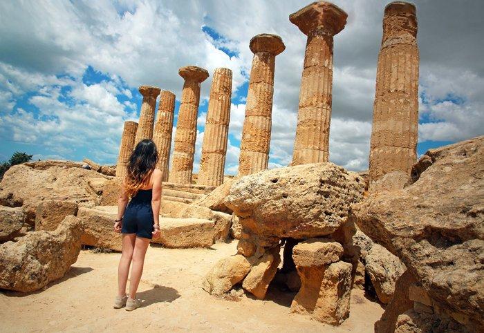 posti imperdibili della sicilia valle dei templi agrigento greci storia