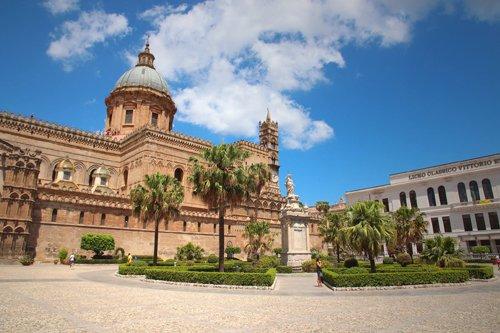 posti imperdibili della sicilia palermo cattedrale
