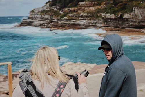 sydney, bondi beach, bondi coogee walk, sydney panorami, sydney spiagge, scogliere