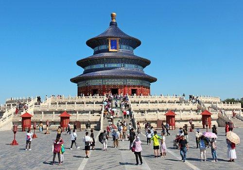 tempio del cielo pechino, tempio del cielo patrimonio dell'unesco, tempio del cielo