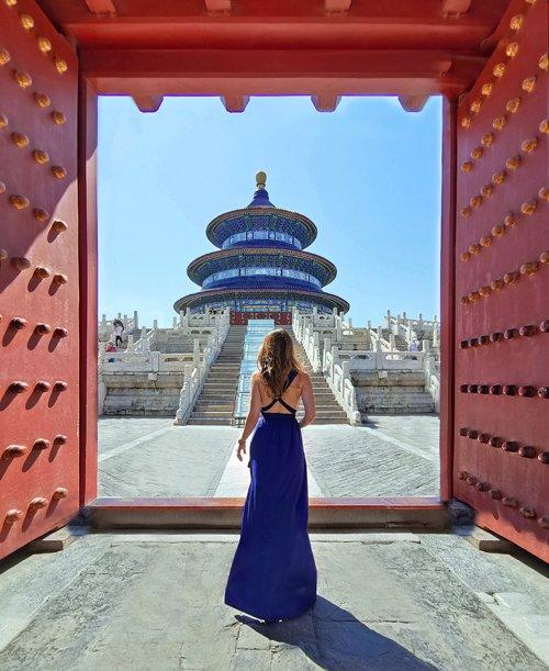 tempio del cielo, cosa vedere a pechino, posti instagrammabili pechino, posti instagrammabili cina